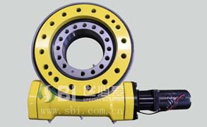 9寸回转驱动solar tracking,Slewing Bearing , Cylindrical roller bearings,Taper roller bearings,angular contact ball bearings