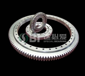 四点球带法兰盘转盘轴承SLIR15/280solar tracking,Slewing Bearing , Cylindrical roller bearings,Taper roller bearings,angular contact ball bearings